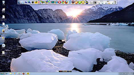 Windows7 便利ツール集1 RK Launcher