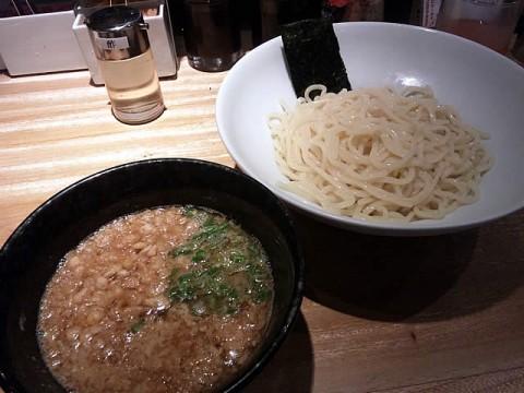 博多一風堂の夏季限定博多づけ麺