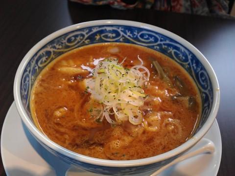 麺屋八カレーラーメン