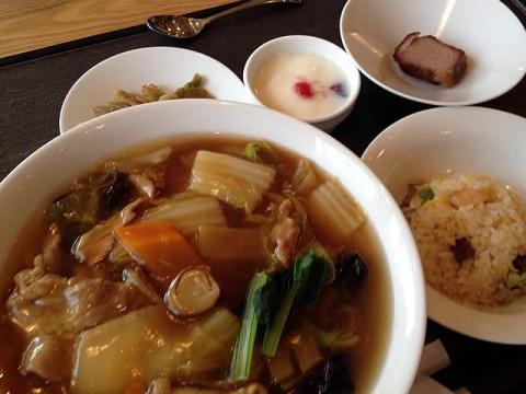 新中国料理上杉のランチ