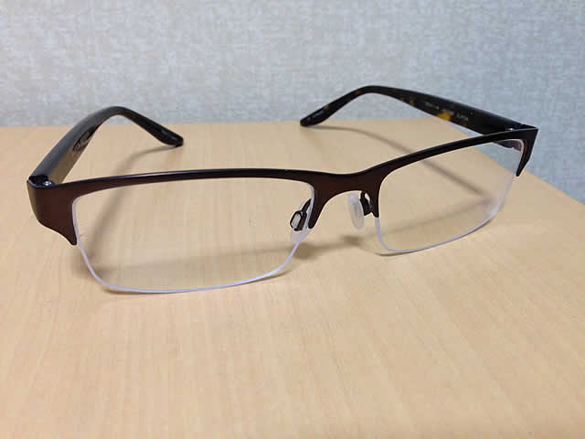眼鏡は何本持つべきか?壊れてしまったときが不安なのです