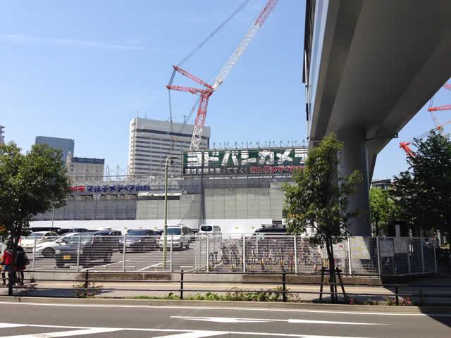 旧ヨドバシカメラ仙台店