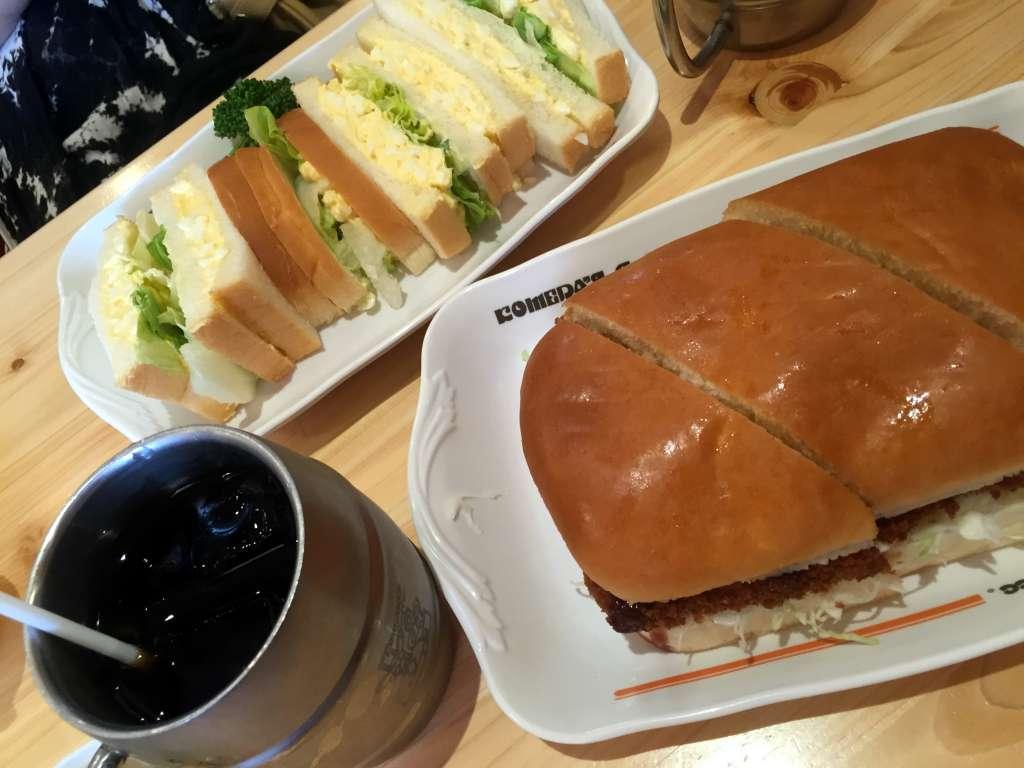 舐めて掛かると後悔するぞ コメダ珈琲仙台富沢店で軽食とはいえない軽食を食う