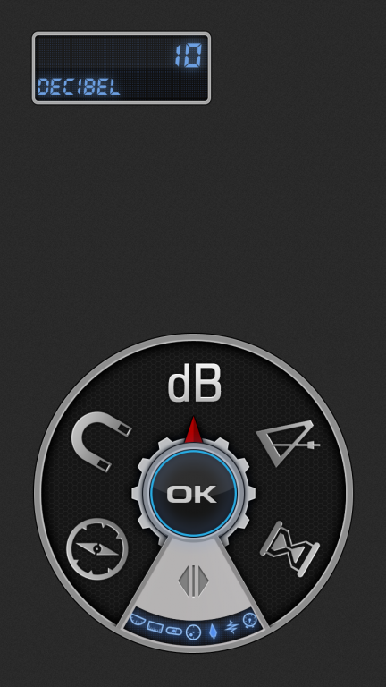 iPhoneに入れたアプリその30 Multi Measures 2