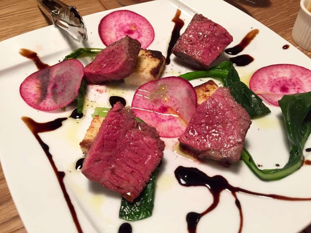 仙台駅東口のイタリア料理とワイン「arco」(アルコ)でディナー