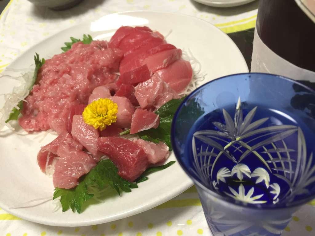 仙台で近大マグロが食べられるなんて・・・ウジエスーパーやるな