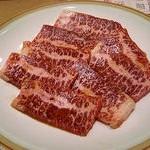 TETSUZINさんで至福の焼肉