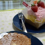 ドゥーブルマロンさんのケーキ