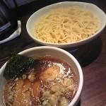 一草庵のつけ麺