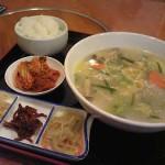 韓国家庭料理 扶餘(プヨ)