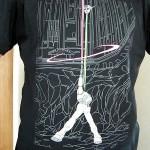 ユニクロのガンダムTシャツ