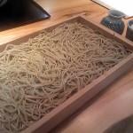 山形蕎麦(そば)「焔蔵」(えんぞう)大板そば