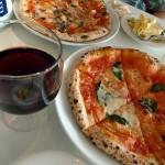 大衆食堂ヴァンドームのピッツアランチ