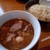 二度目の「麺屋こぶし」で特製つけ麺