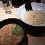 一風堂の博多づけ麺