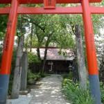 福澤神社と片倉小十郎
