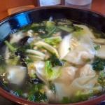 天府仙臺の「ワンタン麺」