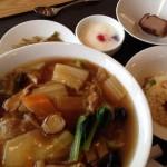 最近お気に入りの店「新中国料理上杉」のランチ