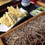 手打ちそば草太の「天ぷらそば」
