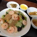 新中国料理上杉の海老祭り