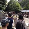 定禅寺ストリートジャズフェスティバルへ