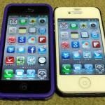 iPhone5になりました