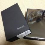 Nexus7を購入しました