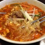 韓国家庭料理ジャントのカルビ温麺