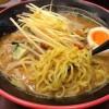 一番五郎の野菜たっぷり味噌ラーメン