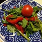ベランダ菜園プチトマト収穫