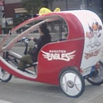 ベロタクシー(自転車タクシー)