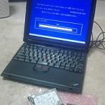 ThinkPad T23 76000円