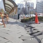 震災の写真