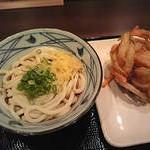 釜揚げ讃岐うどん丸亀製麺