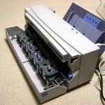 アルプス昇華型プリンターMD-5500