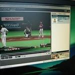 Yahoo!動画でプロ野球観戦