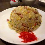 中華飯店靉龍の「焼売」「炒飯」