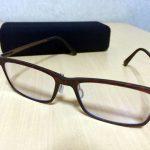 JINSで遠近両用メガネを作る(2)
