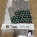冬に備えて東急ハンズで初のお買い物 スマホ対応の手袋とアイピロー