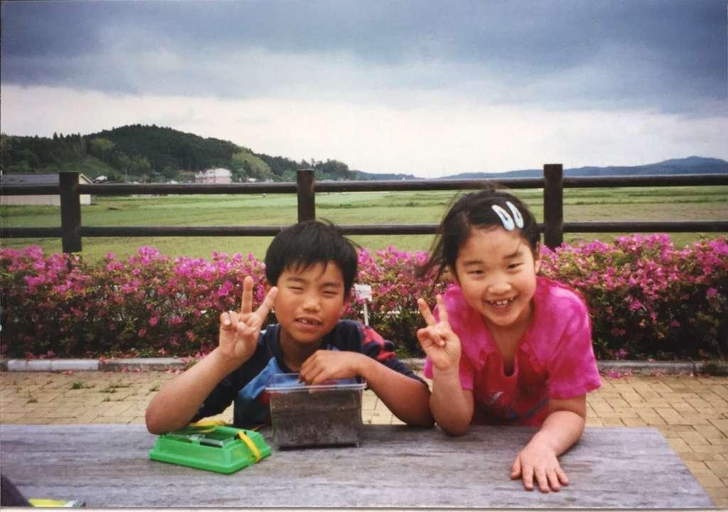 Omoidoriでスキャンした写真