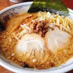 七ヶ浜 ラーメン蔵の 味噌ラーメン(こってり太麺)