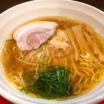 麺王道勝の醤油ラーメン