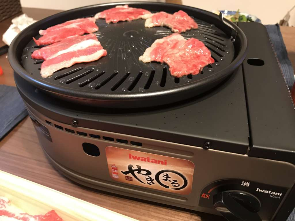 焼き肉専用カセットコンロやきまる