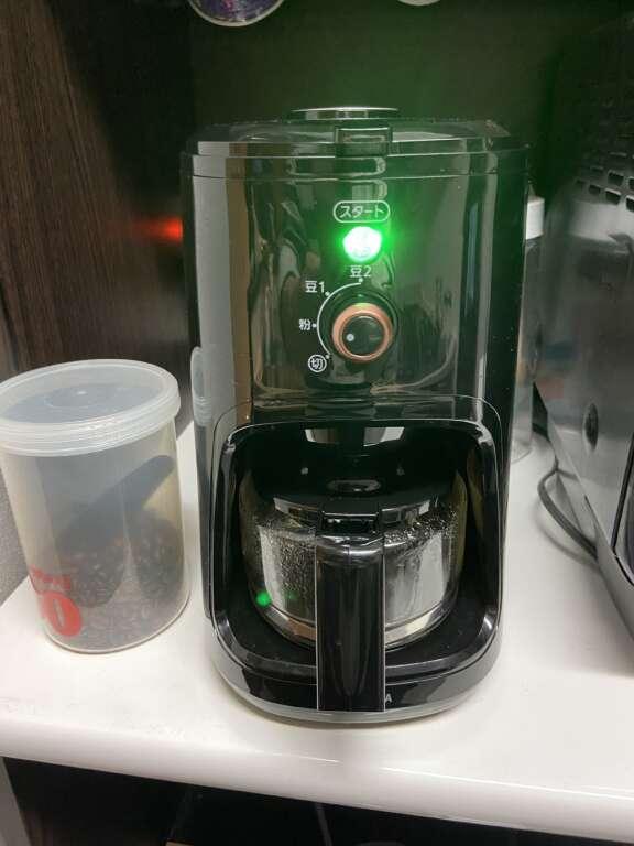 アイリスコーヒーメーカー