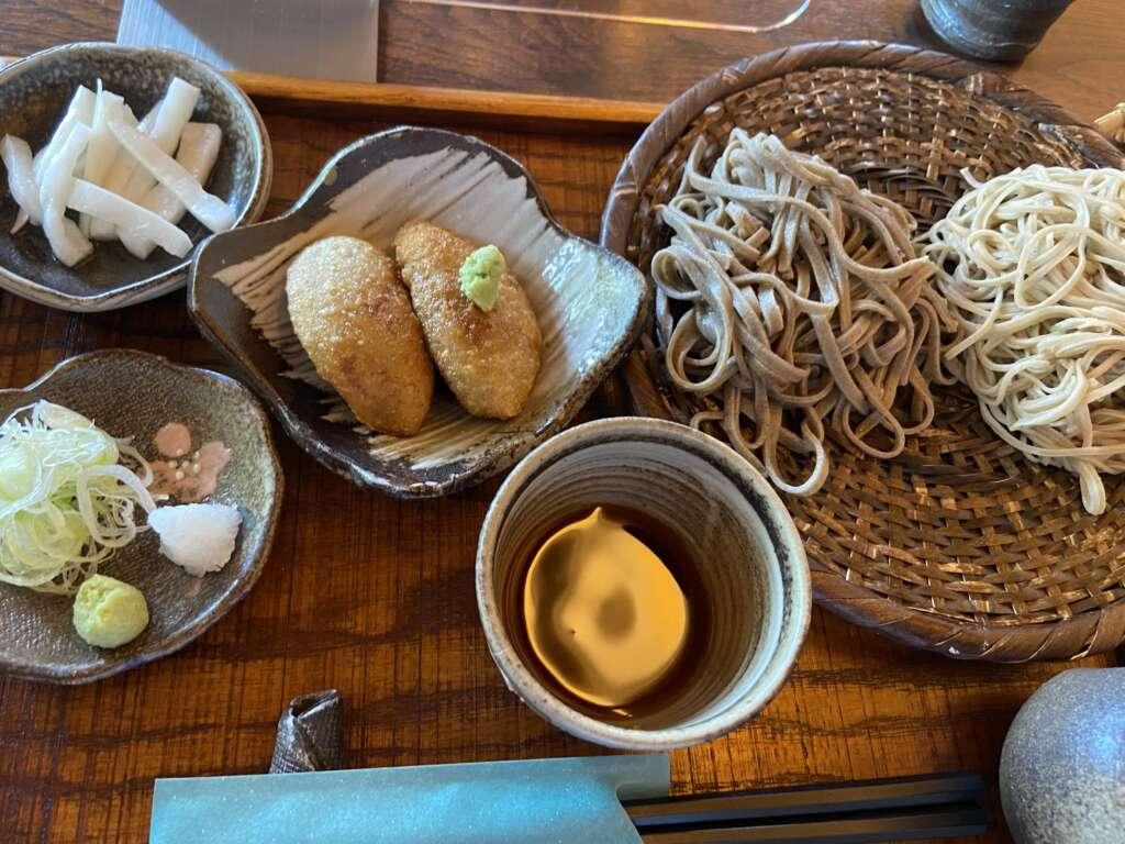 石巻蕎麦切りかぎ谷